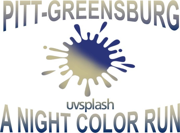 Pitt-Greensburg UVSplash - A Night Color Run