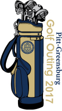 Pitt-Greensburg Golf Outing 2017 logo