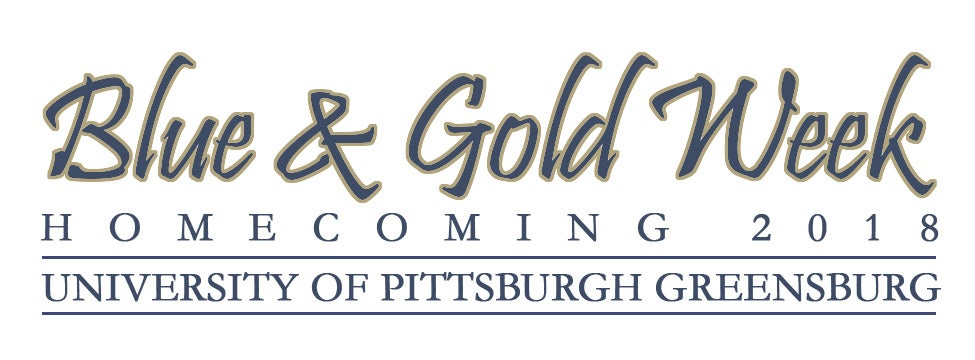 Blue & Gold Week logo