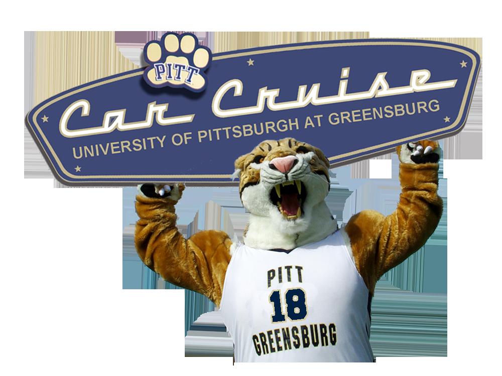 Car Cruise at Pitt-Greensburg