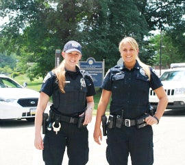 Pitt-Greensburg Campus Police Officers