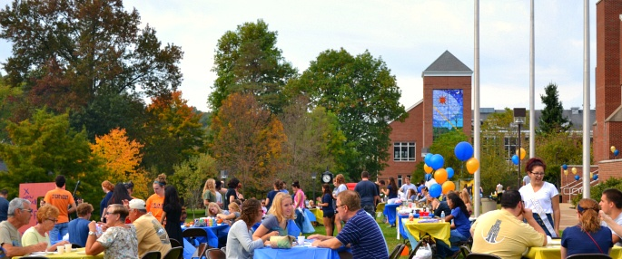 Pitt-Greensburg's annual Blue & Gold Weekend community events