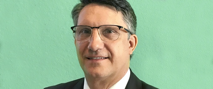 Dr. Robert Gregerson headshot