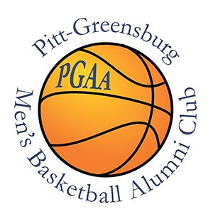 Pitt-Greensburg Men's Basketball Alumni Club logo