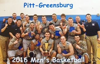2016 Men's Basketball