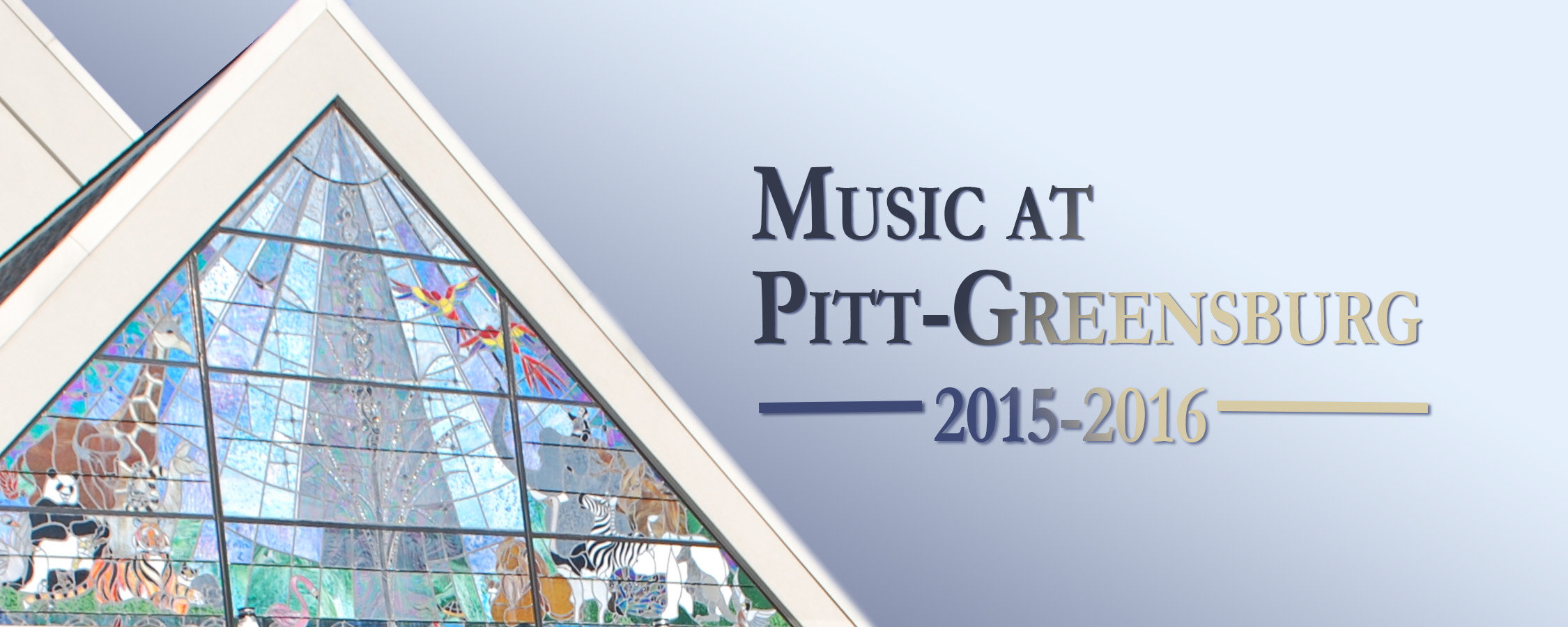 Music at Pitt-Greensburg