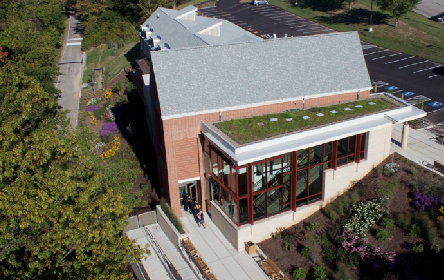 Cassell Hall Receives Gold Leed Certification University Of