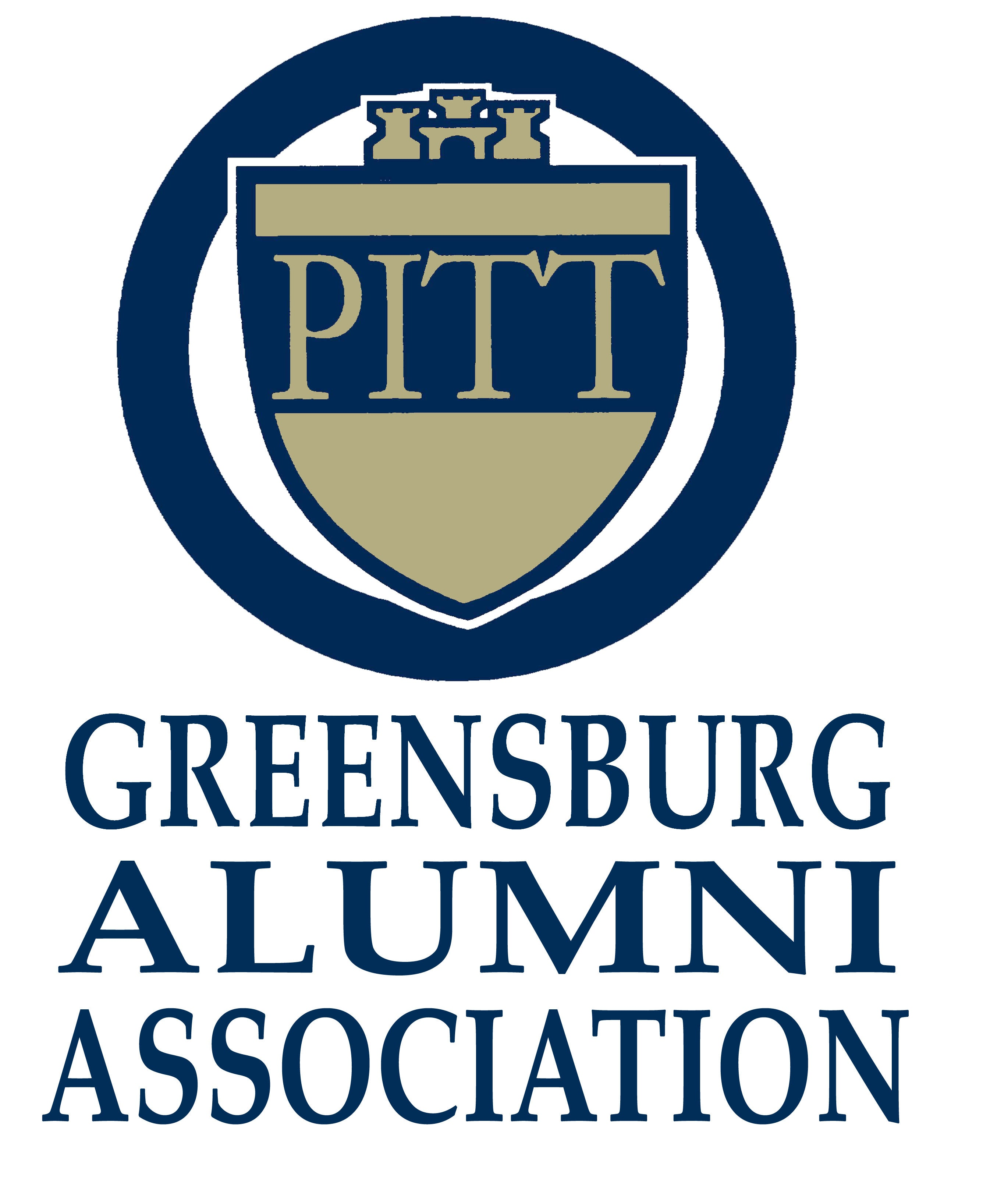 Pitt-Greensburg Alumni Association (PGAA) logo