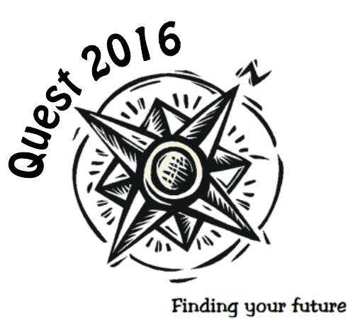 Quest 2016 - Finding Your Future