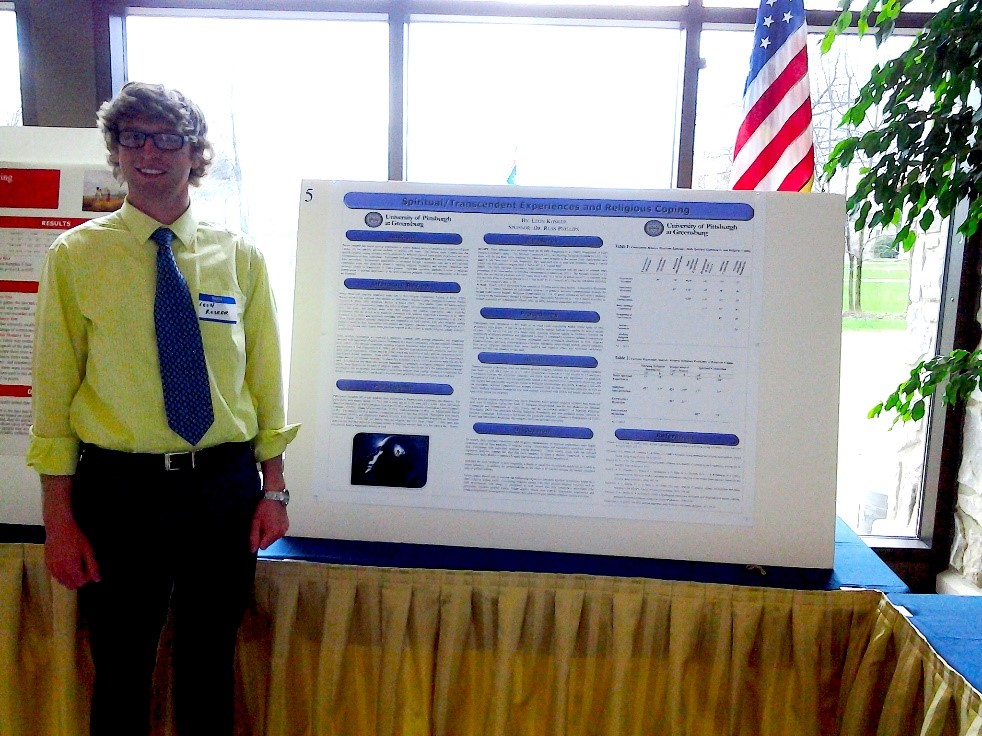 Johnstown Psychology Research Presentation 2013