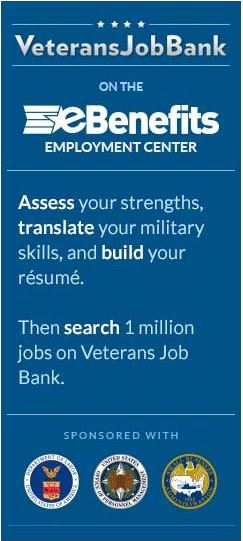 Veterans Job Bank - Search 1 million jobs