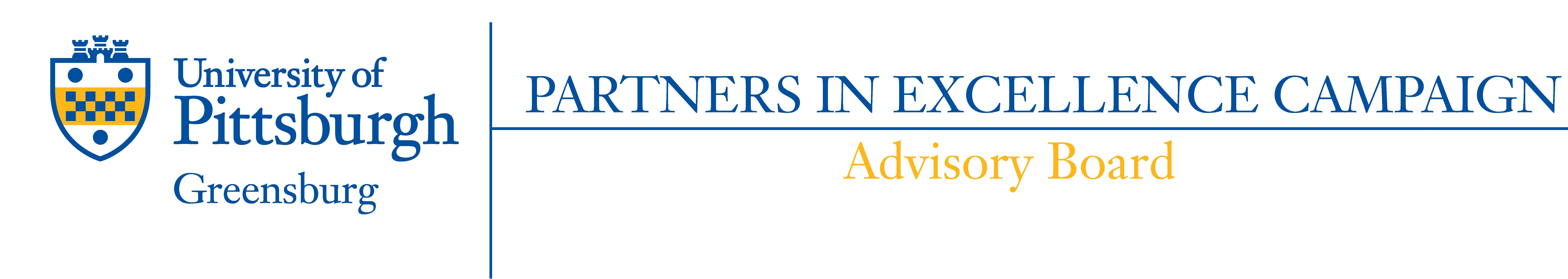 Partners in Excellence campaign logo