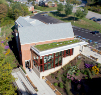 Cassell Hall - Gold LEED certified