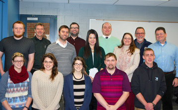 Pitt-Greensburg students, faculty, and staff make up the Center for Applie Research