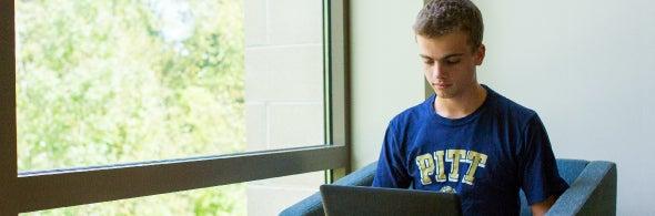 Creative Writing major at Pitt-Greensburg