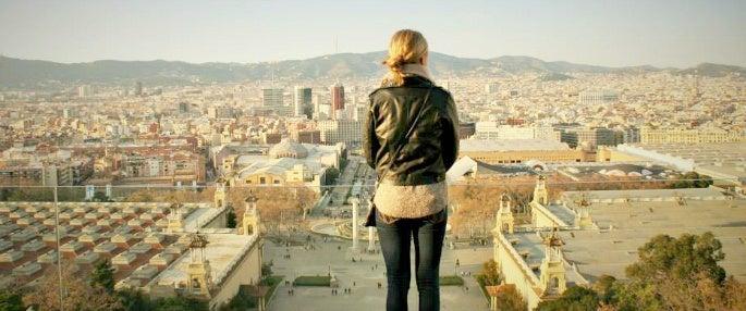 Pitt-Greensburg student in Barcelona