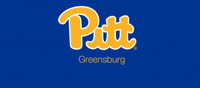 Pitt-Greensburg script logo