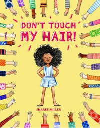 Don't Touch My Hair book cover