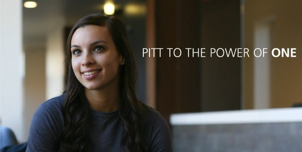 Pitt to the Power of One
