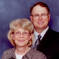 Barbara and Christopher Luccy