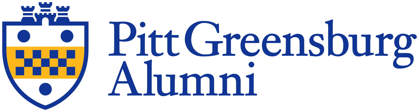 Pitt-Greensburg Alumni logo