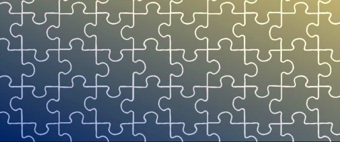 Blue & Gold puzzle
